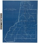 Upper St. John District: St. John Watershed. 1930 by Maine Forestry Dept