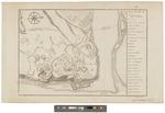 Plan de la ville de Quebec by Jacques Nicholas Bellin