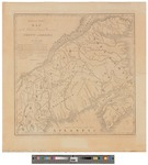 New Map of Nova Scotia and Cape Breton Island by Thomas Jeffries