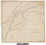 Sketch from Bouchette's Maps of Upper and Lower Canada. 1829 by Moses Greenleaf