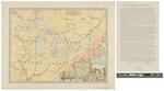 Carte partie occidentale de la Nouvelle France ou Canada comm'elle fut en XVIIe et XVIIIe centuries dans l'Amerique du Nord