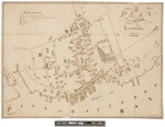 Plan of the Village of Eastport, Maine 1835 by William Anson