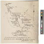Plan of the Interior Parts of the Country from Penobscot to Quebec by Joseph Chadwick