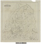 Map of Northern Maine 1900 by Lucius L. Hubbard