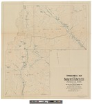 Topographical Map of Township no. 3, R 5 & Nos. 2 & 3, R. 6, Franklin Co., Maine 1899 by Austin Cary