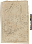 Map of the District of Maine : Part of Massachusett by Osgood Carleton