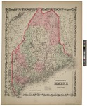 Johnson's Maine 1863