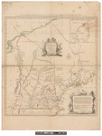 An Accurate Map of His Majesty's Province of New-Hampshire in New England 1751 by Joseph Blanchard and Thomas Jeffreys