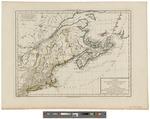 Carte de la partie septenrionale de Etats Unis : comprenant le Canada