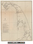 Map of Cape Cod 1865