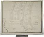 Plan of Cushnoc 1761 from Nathan Wilson's Plan by Nathan Wilson