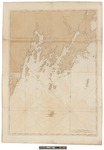 Pemaquid Point to Owls Head Bay 1776 by Joseph F. W. Des Barres