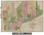 Maine, New Hampshire and Vermont from the most authentic sources. by Brown and Parsons