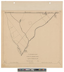 Township 1 Range 5, BKP WKR, East of Canada Road. West Forks plan. Shows water ways, county atlas. No date.