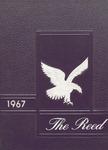 Marshwood HS Yearbook: Reed, 1967 by Marshwood High School