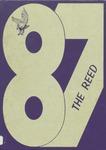 Marshwood HS Yearbook: Reed, 1987 by Marshwood High School
