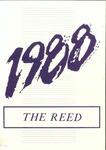 Marshwood HS Yearbook: Reed, 1988 by Marshwood High School