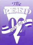 Marshwood HS Yearbook: Reed, 1992 by Marshwood High School