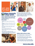 Maine Community College System 2017-2018 Fact Sheet