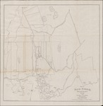 Map of Seal Harbor Mount Desert Maine from George L Stebbins Real Estate by C.P. Gray