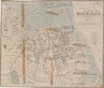 Plan of Bar Harbor, Mount Desert Island, Maine (1887) by Colby & Stuart