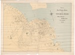 Map of Bar Harbor, Maine 1895 by Edward B. Mears Real Estate