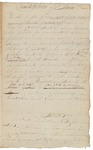 Working Copy of the Declaration of Rights by Committee on the Constitution of Maine