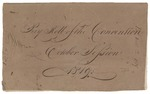 Pay Roll of the Convention, October Session 1819 by Committee on the Constitution of Maine