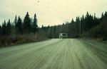 Approach to Caribou Mine - Bathurst, New Brunswick - mine visit