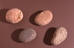 Beach Pebbles of plutonic rock by Henry N. Berry IV