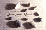 Beach Pebbles of Brimstone Island by John Poisson