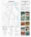Surficial materials of the Howland quadrangle, Maine