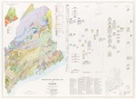 Preliminary geologic map of Maine