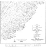 Geologic map of the Cutler and Moose River quadrangles, Washington County, Maine