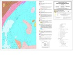 Bedrock geology of the Jefferson quadrangle, Maine