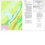 Bedrock geology of the China Lake quadrangle, Maine by Stephen G. Pollock and Wyeth Bowdoin