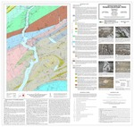 Bedrock geology of the Hampden quadrangle, Maine by David P. West Jr and Stephen G. Pollock