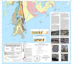 Bedrock geology of the northern part of the Small Point quadrangle, Maine