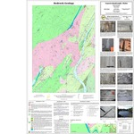 Bedrock geology of the Augusta quadrangle, Maine by Robert G. Marvinney and Daniel S. Barker