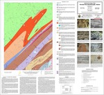 Bedrock geology of the Brooks West quadrangle, Maine