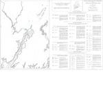 Coastal marine geologic environments of the Thomaston quadrangle, Maine