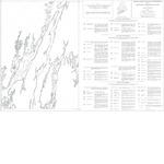 Coastal marine geologic environments of the Westport quadrangle, Maine