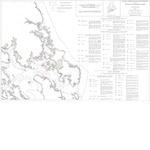 Coastal marine geologic environments of the Eastport quadrangle, Maine