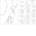 Coastal marine geologic environments of the Castine SW [Islesboro 7.5'] quadrangle, Maine