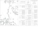Coastal marine geologic environments of the Jonesport quadrangle, Maine