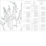Coastal marine geologic environments of the Harrington quadrangle, Maine