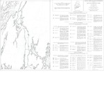 Coastal marine geologic environments of the Bath NE [Bath 7.5'] quadrangle, Maine