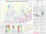 Surficial geology of the Maine inner continental shelf; Rockland to Bar Harbor, Maine