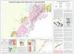 Surficial geology of the Maine inner continental shelf; Ogunquit to the Kennebec River, Maine
