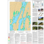 Coastal landslide hazards in the Westport quadrangle, Maine